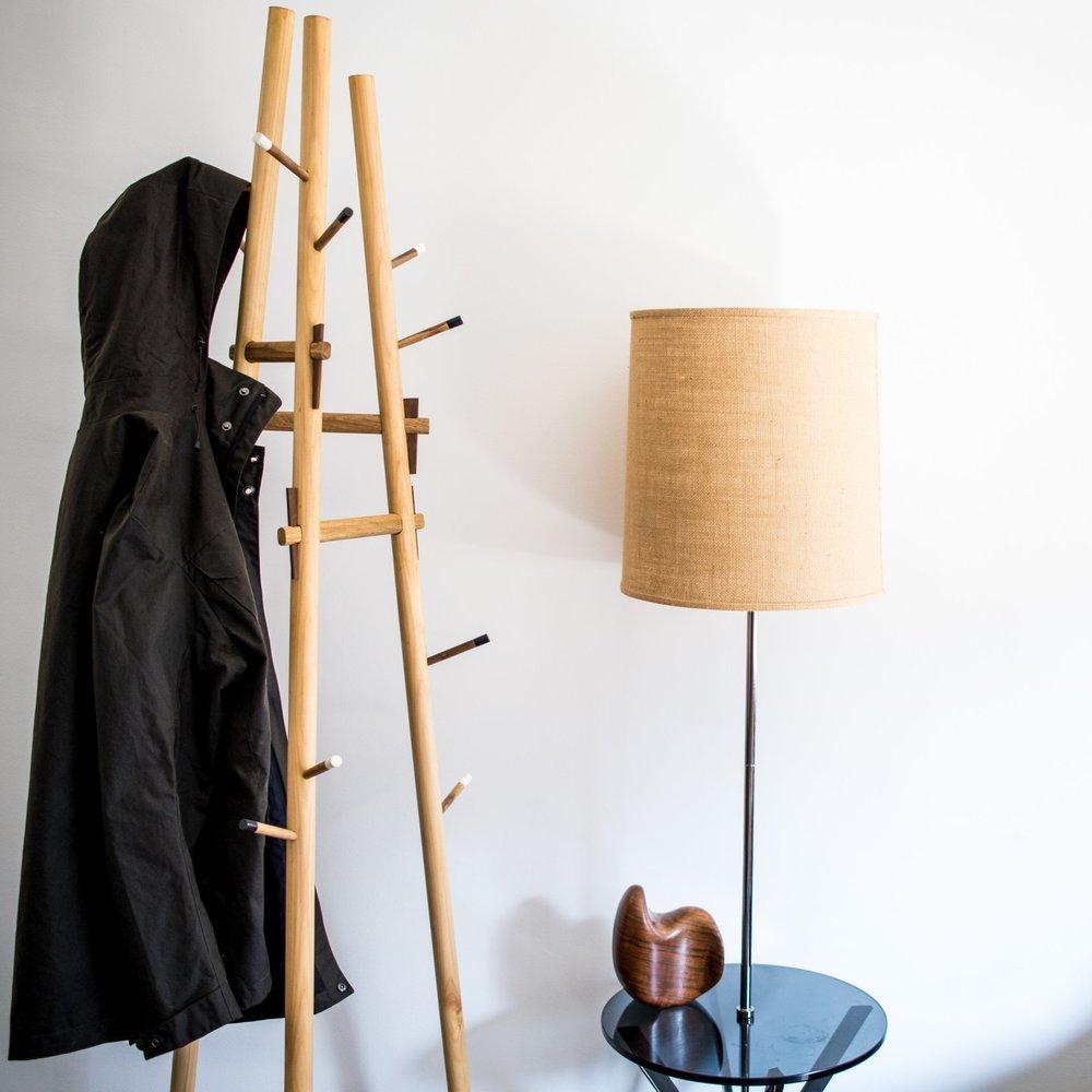 Sudacas Coat Rack, CH Omakase Edition