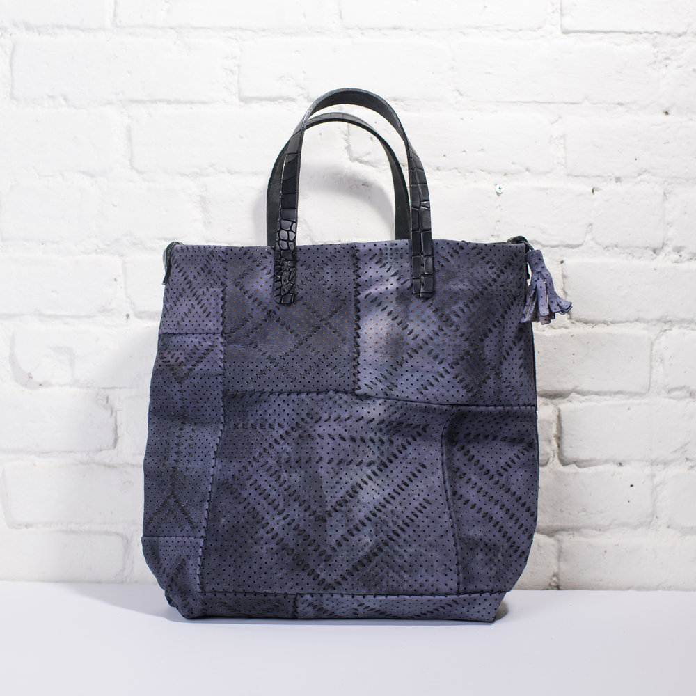AAA + COOL HUNTING Omakase Leather Tote Bag