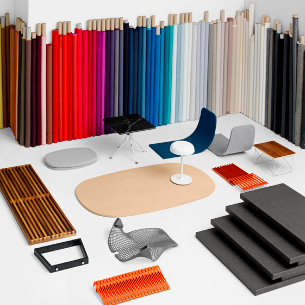 Herman Miller + Laura Guido Clark Private color consultation and custom furniture selection