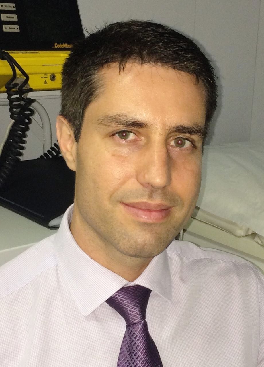 Dr. Joubert Ariel Pereira Mosquéra