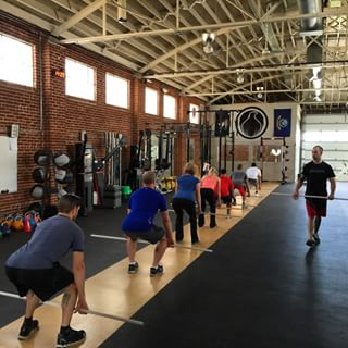 Copy of CrossFit Base Camp