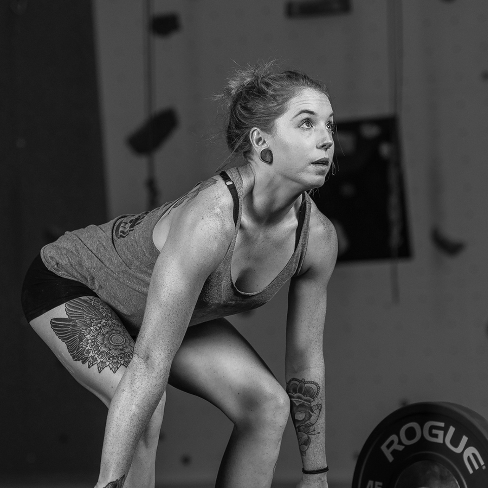 "KELLY CAVE  | COACH  My name is Kelly and I am thrilled to be part of the team at Per Ignem CrossFit. I haven't always enjoyed fitness, in fact I regularly got in trouble for skipping gym class in 8th grade. My CrossFit journey began when I found The Phoenix in Denver in 2013. I was at a point in life where I felt I had no direction or goals and Phoenix helped me discover strength and self-confidence I never knew I had. CrossFit was something I instantly fell in love with, I was excited to learn and perfect new skills. I was grateful to have a room full of people cheering me on, and it didn't take long for me to start cheering others on myself. I'm very passionate about helping others discover what they're truly capable of. I love seeing the look on people's faces after their first CrossFit WOD, or getting their first pullup, box jump, a snatch PR, etc. There's a special sort of magic in the space where ""I can't"" and ""I can't believe it"" meet. When people do something they didn't think they could, they stop limiting themselves by what they previously thought possible and amazing things start to happen. That feeling is what drives me to be better every day, and I'm so excited to share that with the members at Per Ignem.   CREDENTIALS  CrossFit Level 2  CrossFit Kids  CrossFit Mobility"
