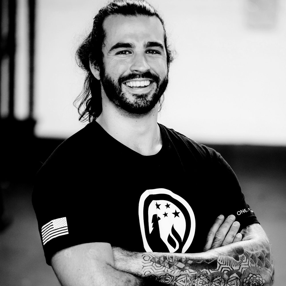 TOMMY KNEBLESBERGER  | COACH  As a former athlete, Tommy found CrossFit and fell in love 3 years ago. He jumped right into coaching a year later. Passionate about barbells, Tommy is our skilled OLY coach. Come see him to improve lifting technique and strength!   CREDENTIALS  CF-L1, USA Weightlifting Level 1
