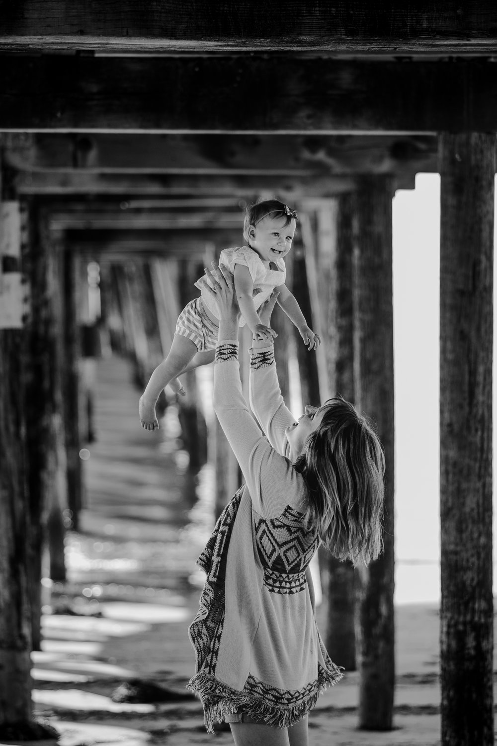 Archer Inspired Photography Lifestyle Family Capitola Beach California Documentary Photographer First Birthday Shoot-40.jpg