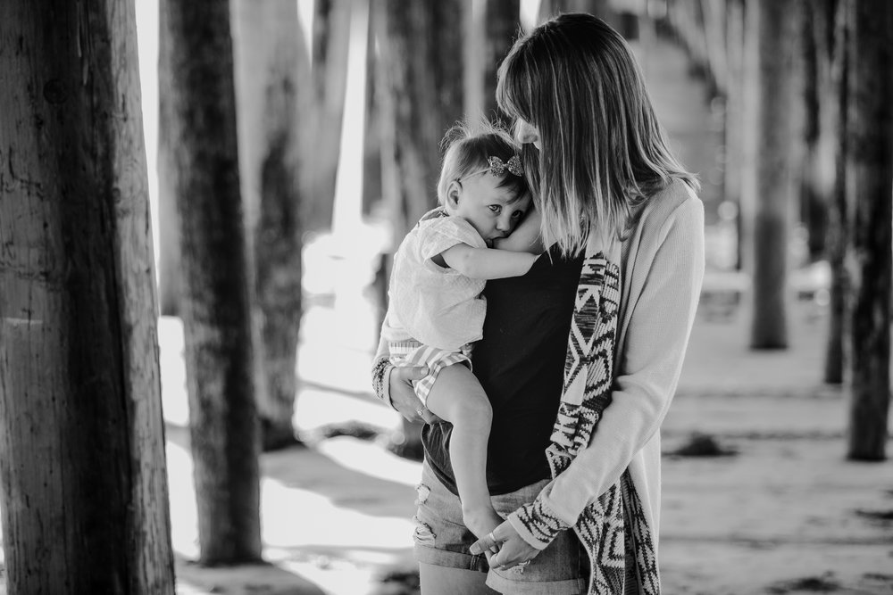 Archer Inspired Photography Lifestyle Family Capitola Beach California Documentary Photographer First Birthday Shoot-65.jpg