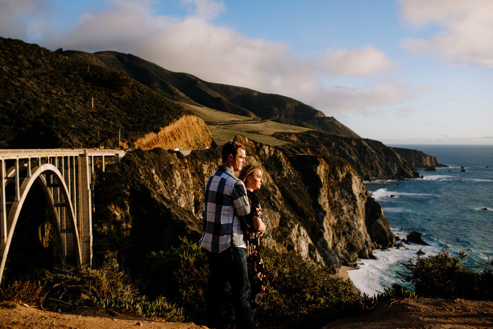 Archer Inspired Photography Michelle JJ Big Sur Wedding Engagement California Central Coast Lifestyle Documentary Photographer-6.jpg
