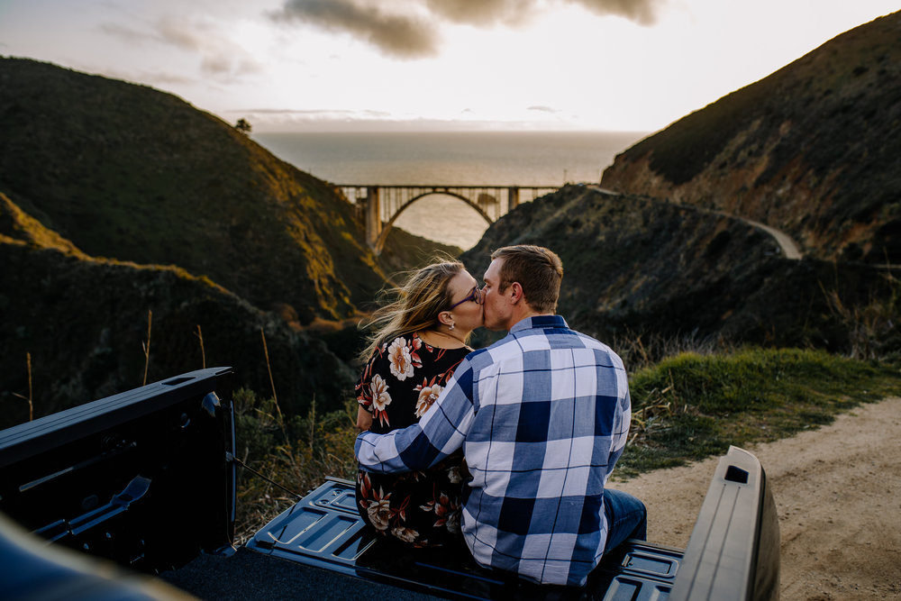 Archer Inspired Photography Michelle JJ Big Sur Wedding Engagement California Central Coast Lifestyle Documentary Photographer-22.jpg