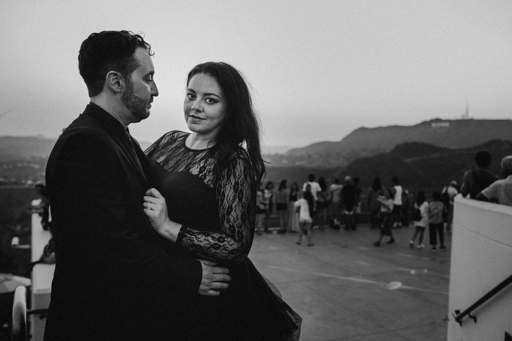 Archer Inspired Photography Los Angeles Wedding Engagement Lifestyle Documentary Griffith Observatory Downtown LA Photographer-131.jpg