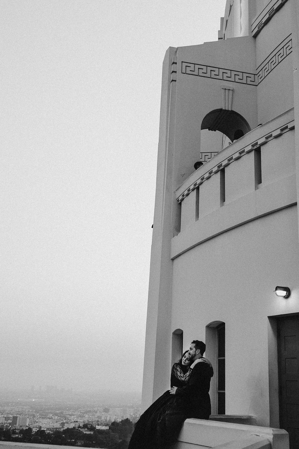 Archer Inspired Photography Los Angeles Wedding Engagement Lifestyle Documentary Griffith Observatory Downtown LA Photographer-138.jpg