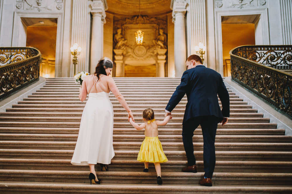 Archer Inspired Photography SF City Hall Elopement Wedding Lifestyle Documentary Affordable Photographer-62.jpg