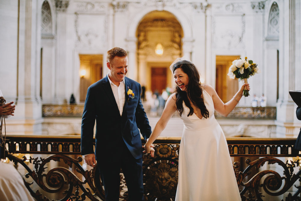 Archer Inspired Photography SF City Hall Elopement Wedding Lifestyle Documentary Affordable Photographer-139.jpg