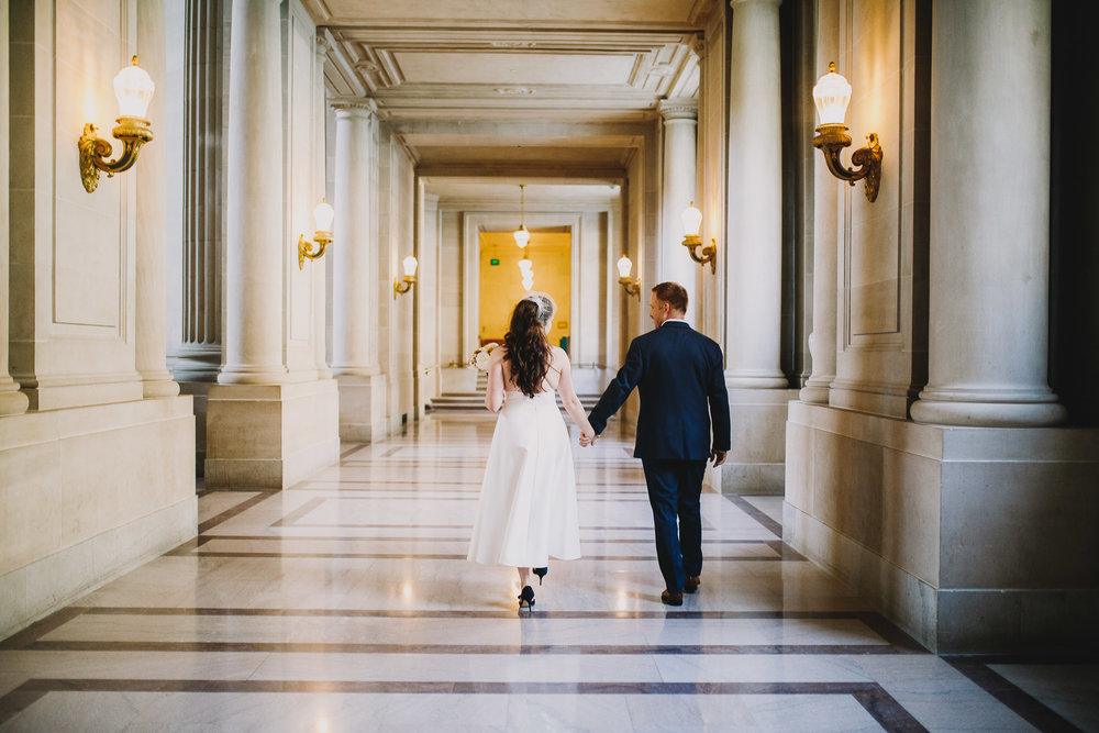 Archer Inspired Photography SF City Hall Elopement Wedding Lifestyle Documentary Affordable Photographer-161.jpg