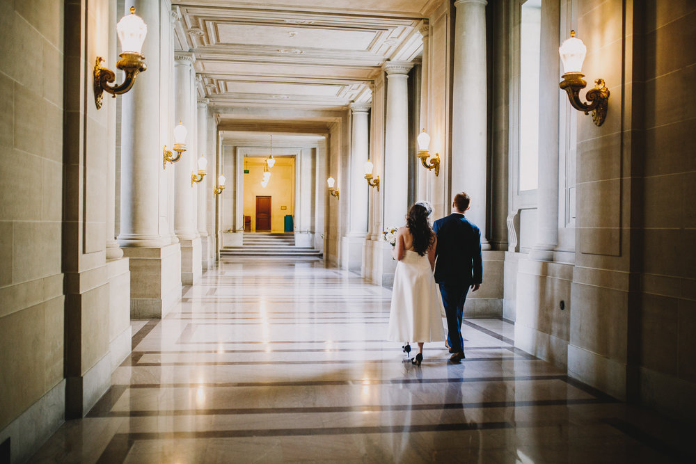 Archer Inspired Photography SF City Hall Elopement Wedding Lifestyle Documentary Affordable Photographer-159.jpg