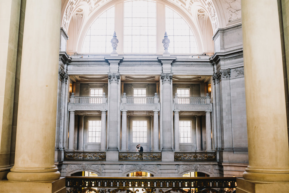 Archer Inspired Photography SF City Hall Elopement Wedding Lifestyle Documentary Affordable Photographer-175.jpg