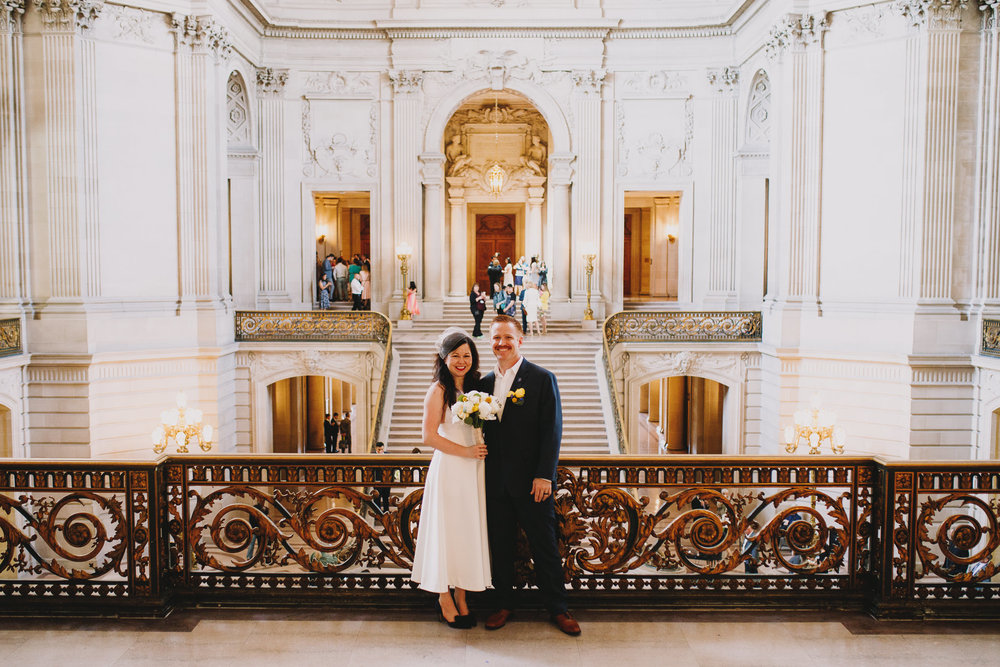 Archer Inspired Photography SF City Hall Elopement Wedding Lifestyle Documentary Affordable Photographer-187.jpg