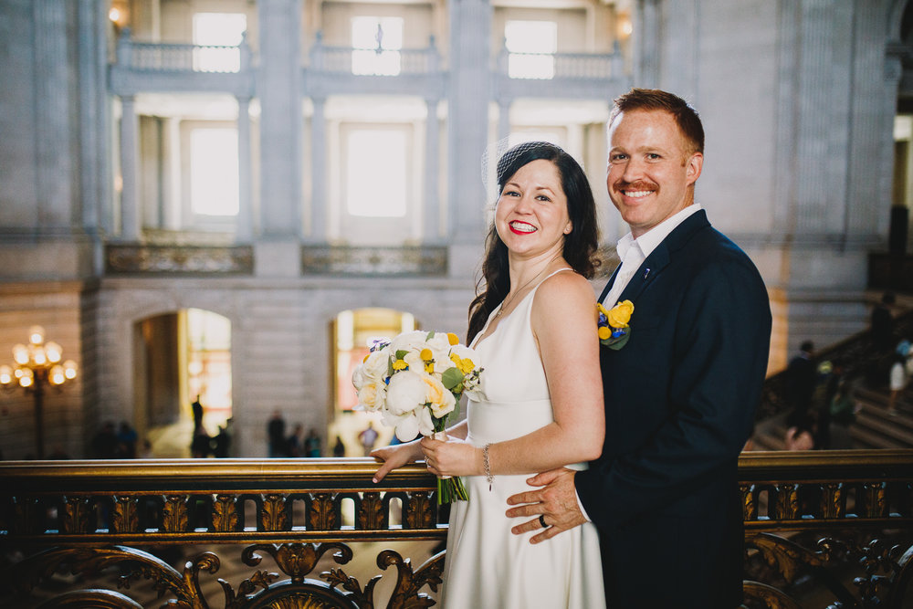 Archer Inspired Photography SF City Hall Elopement Wedding Lifestyle Documentary Affordable Photographer-197.jpg