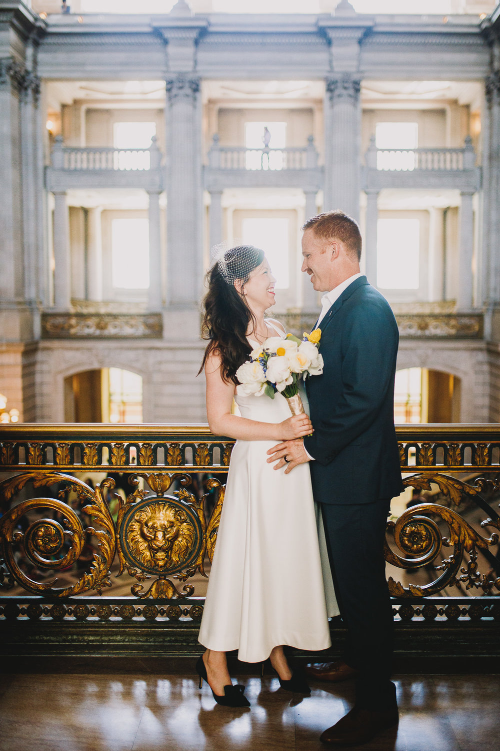 Archer Inspired Photography SF City Hall Elopement Wedding Lifestyle Documentary Affordable Photographer-199.jpg