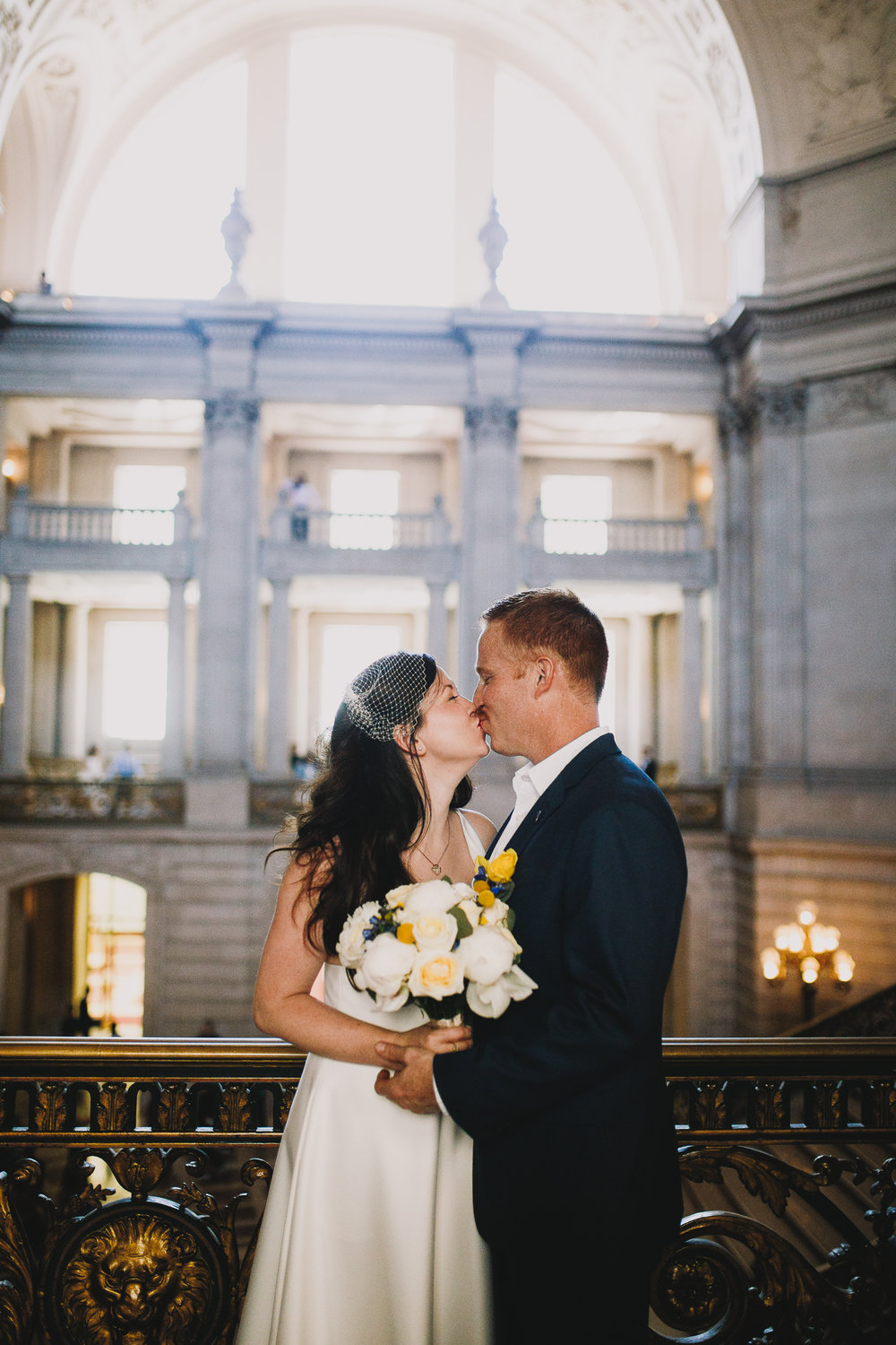 Archer Inspired Photography SF City Hall Elopement Wedding Lifestyle Documentary Affordable Photographer-202.jpg