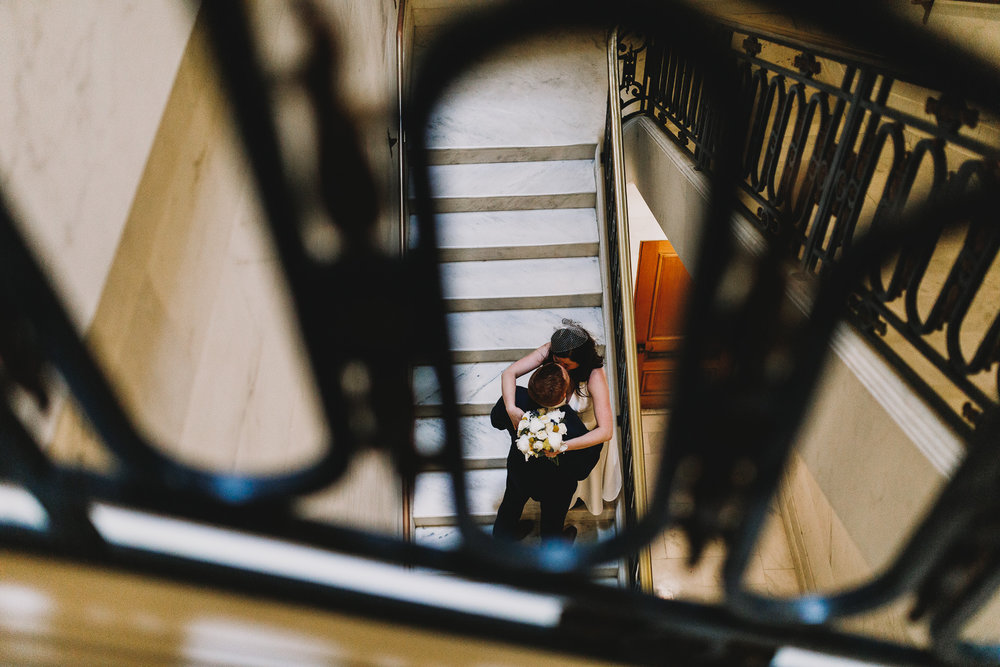 Archer Inspired Photography SF City Hall Elopement Wedding Lifestyle Documentary Affordable Photographer-211.jpg