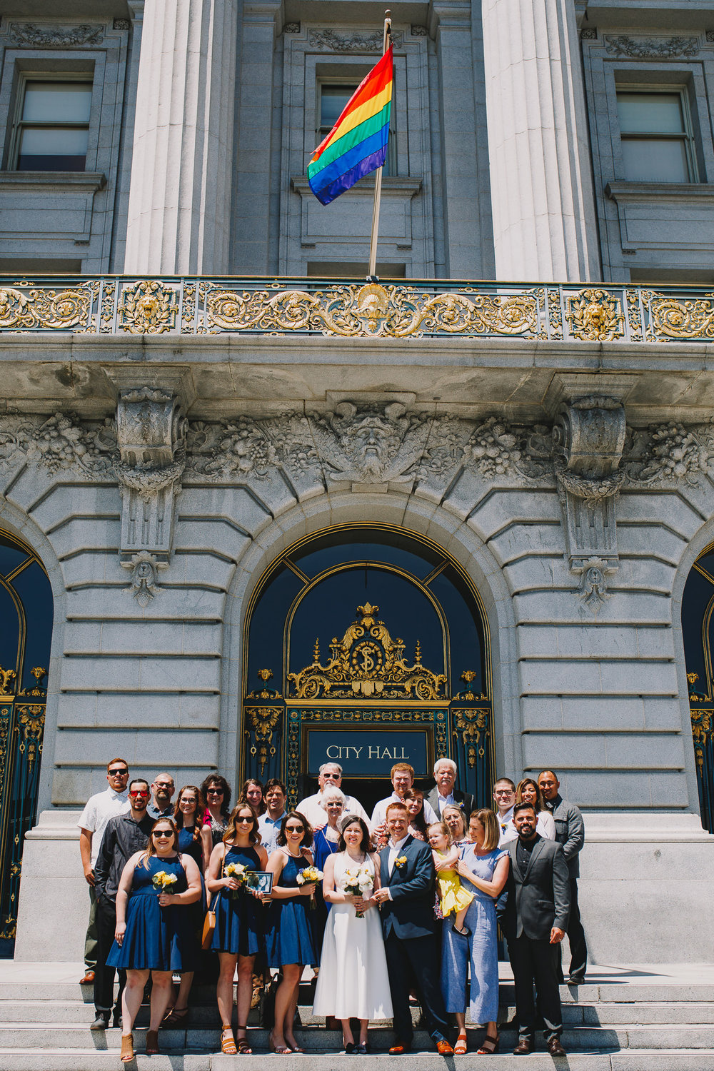 Archer Inspired Photography SF City Hall Elopement Wedding Lifestyle Documentary Affordable Photographer-218.jpg