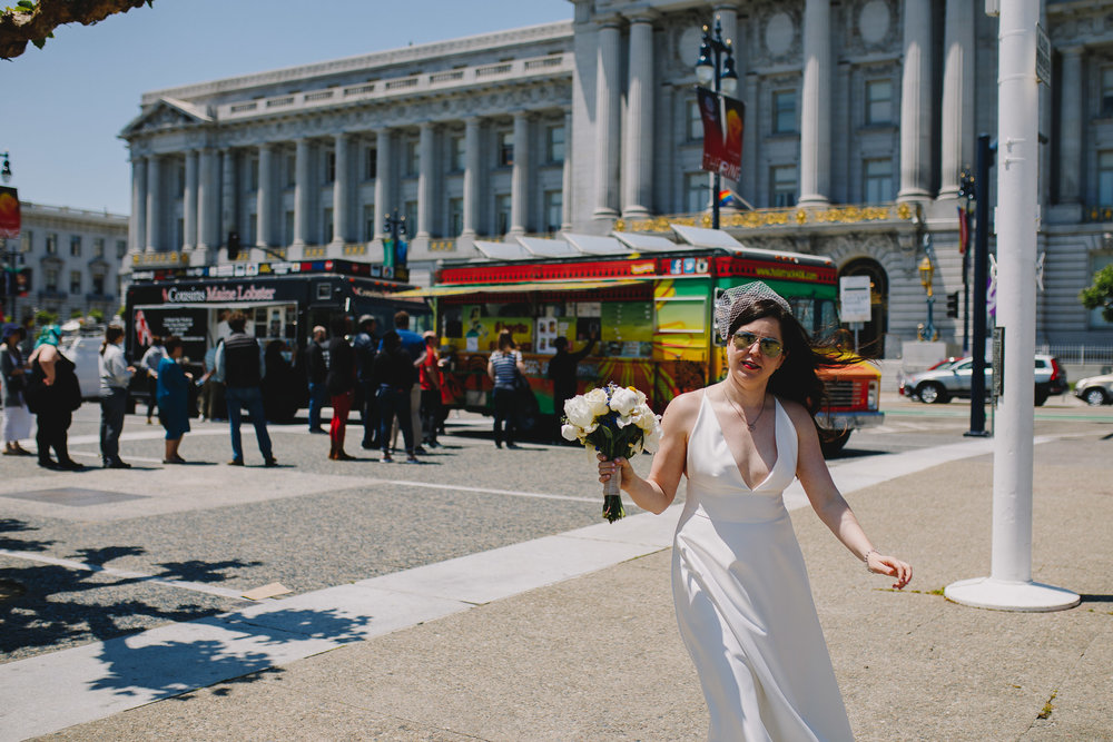 Archer Inspired Photography SF City Hall Elopement Wedding Lifestyle Documentary Affordable Photographer-259.jpg