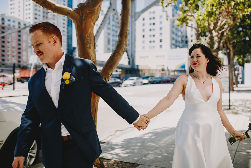 Archer Inspired Photography SF City Hall Elopement Wedding Lifestyle Documentary Affordable Photographer-327.jpg