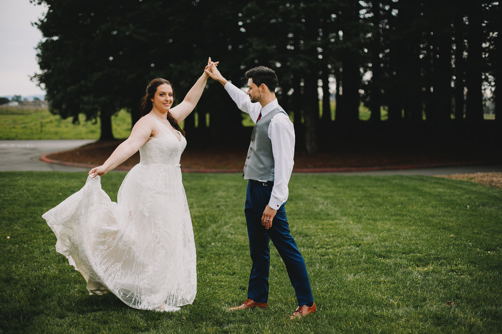 Archer Inspired Photography Shelby and Ben Wedding Sally Tomatoes NorCal Rohnert Park California-92.jpg