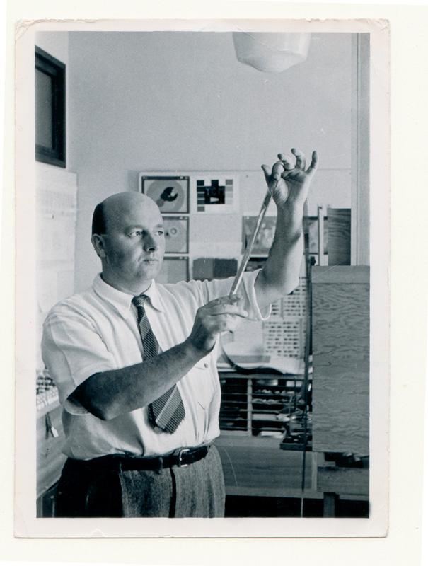 Oscar Fischinger / Animator, Filmaker, Artist