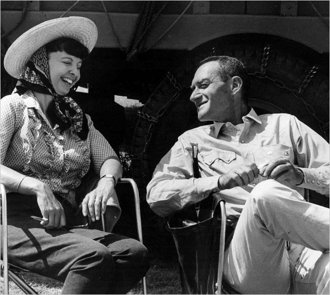 Harriet Frank Jr & Irving Ravetch / Screenwriters / Hud, Norma Rae, Hombre
