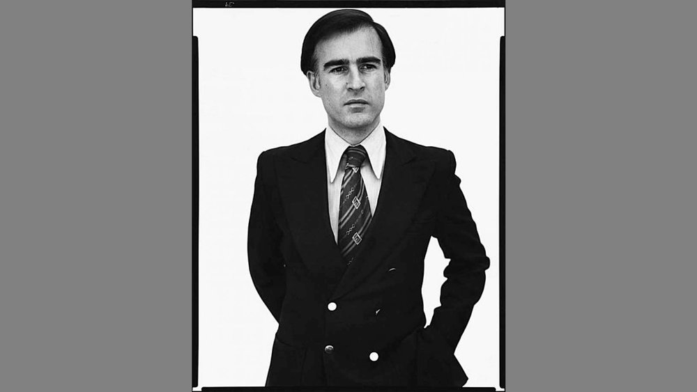 Jerry Brown By Richard Avedon