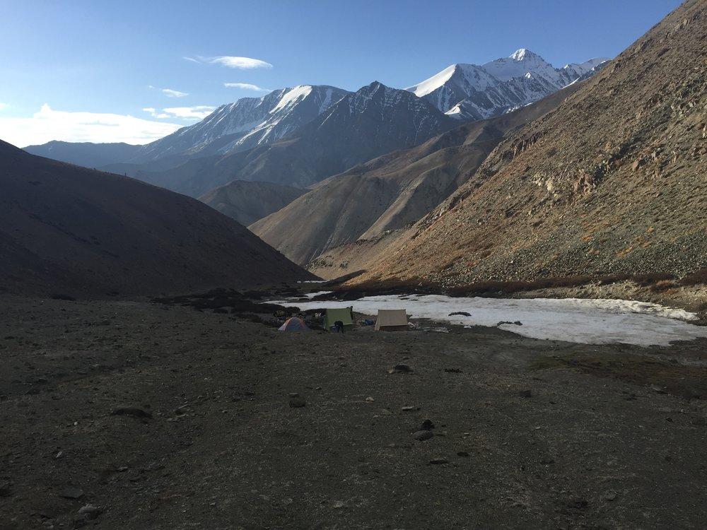 Trekking Campsite