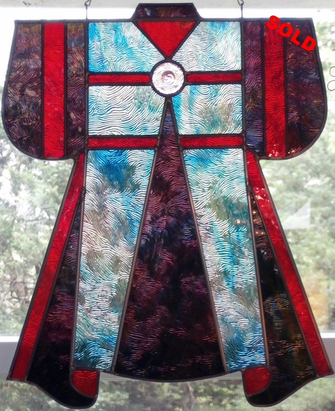 """Kimono ~ 15"""" x 19"""""""