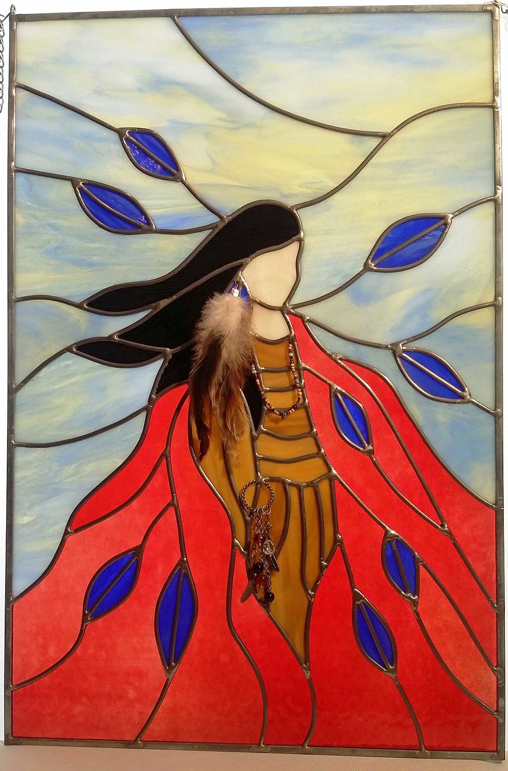 "Wind Dancer ~ 16"" x 24"" ~ $345"