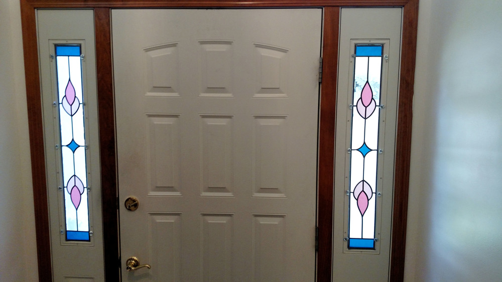 Sidelight Windows Before