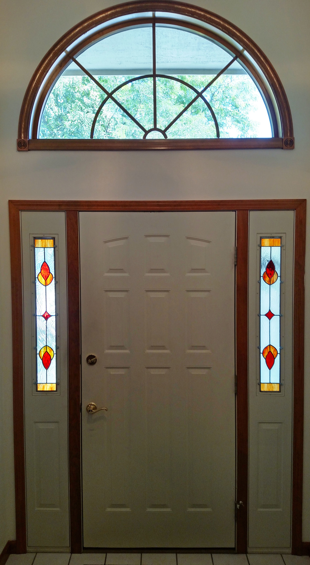 Sidelight Windows After