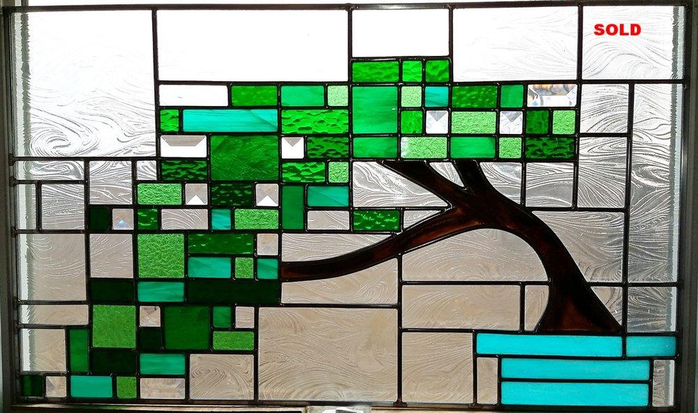 """Bonsai Tree ~ 16"""" x 27"""" ~ $495"""