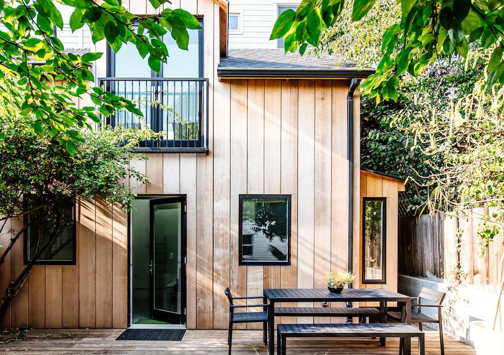 21st Street Project | 2 - Cottage Remodel | Mission District