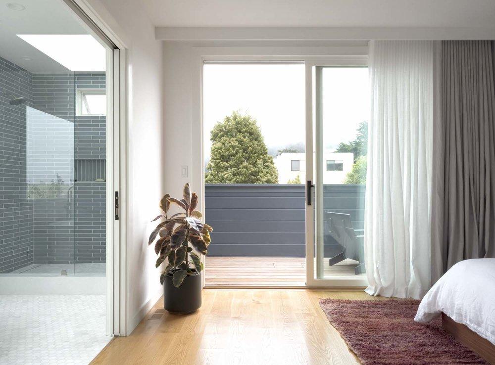 Inner Sunset Project - Attic Master Suite Addition | Inner Sunset