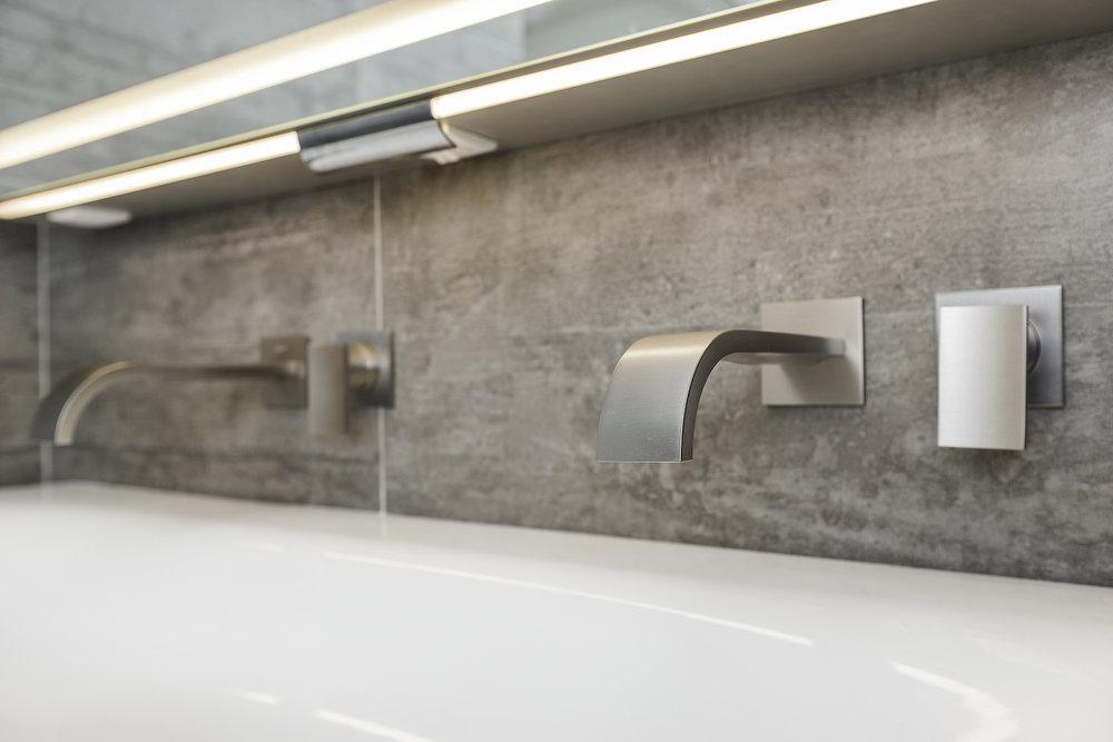 brushed nickel bathroom sink faucet.jpg
