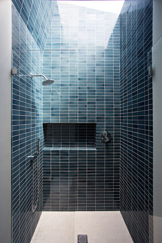Skylight In The Shower