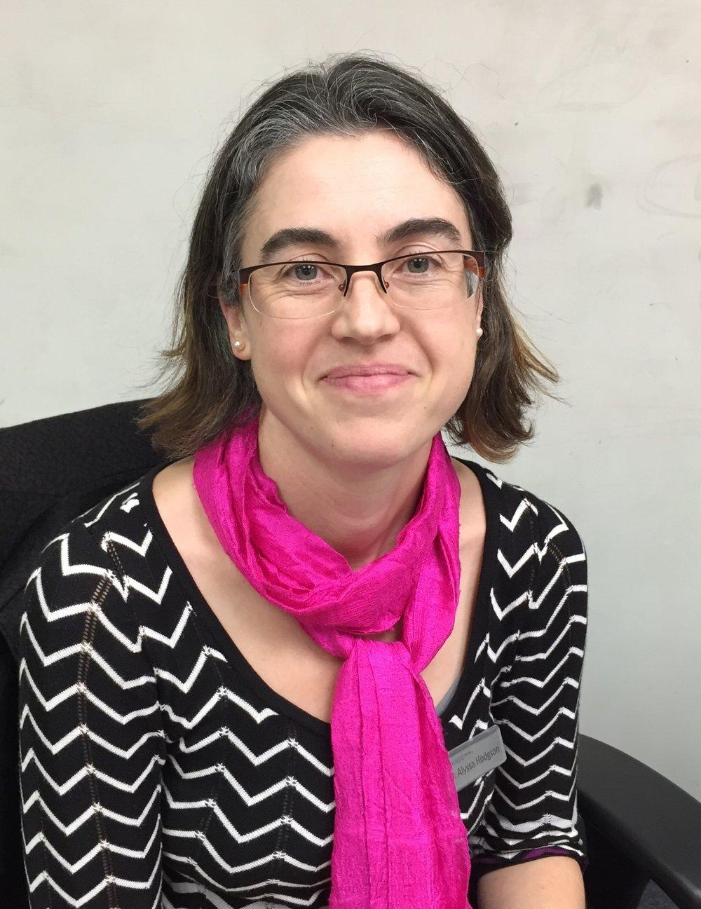 Dr. Alyssa Hodgson