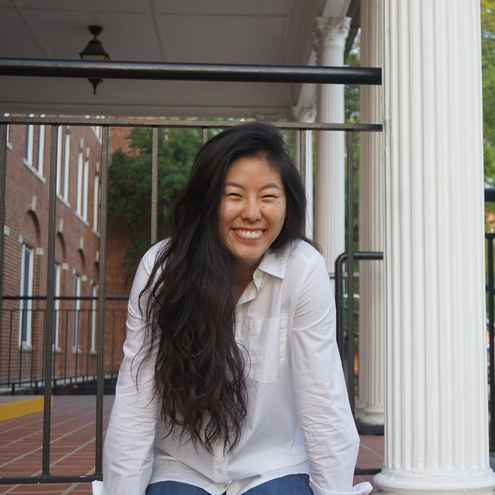 Susie Kim - 2nd Floor VirginiaSusie is a junior from Chino Hills, CA. She is studying Applied Physiology and Sports Management with minor in Anthropology and Psychology. Outside of being an RA, she is also a research assistant in the psychology department and is a Hilltop Scholar. She loves hammocking, kayaking, hiking and well behaved dogs.