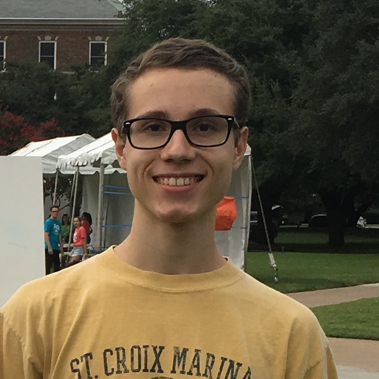 Dylan Colbert - Director of Hall Improvement FundsDylan is the Director of Hall Improvement Funds. He's a sophomore majoring in electrical engineering from Plano, TX. Some of the organizations he's involved with include Engineering Without Borders, Mustang Heroes, and Alternative Breaks. He is also fluent in Spanish.