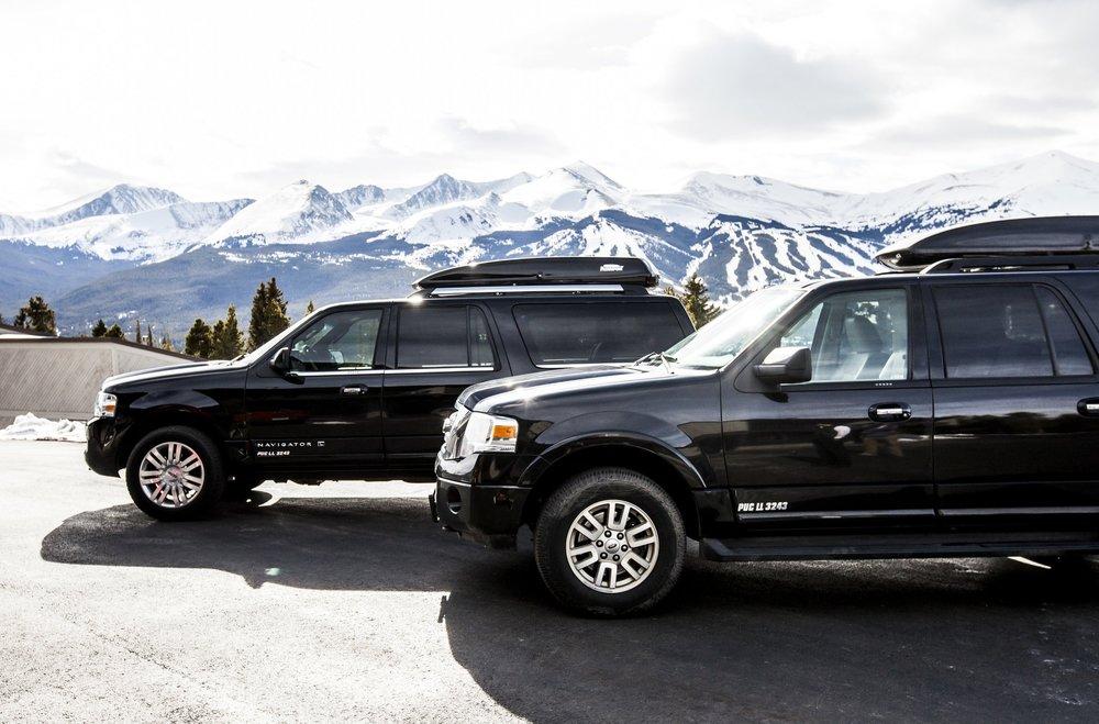 4x4 SUVs
