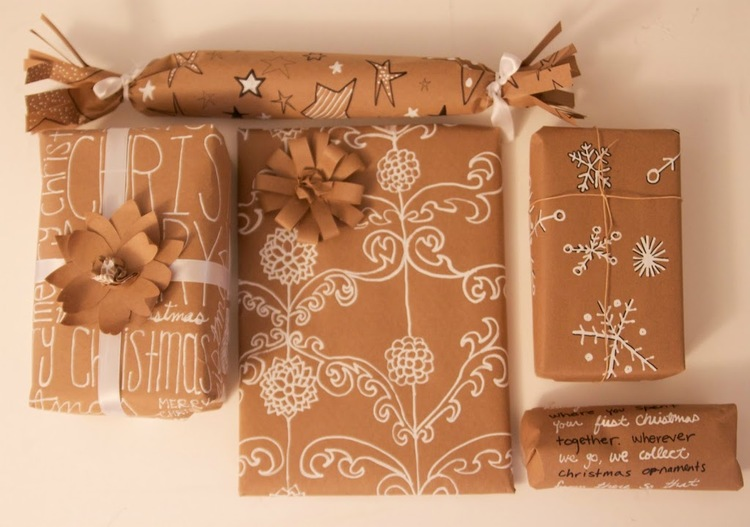 Customized Wrapping Paper Colors And Craft