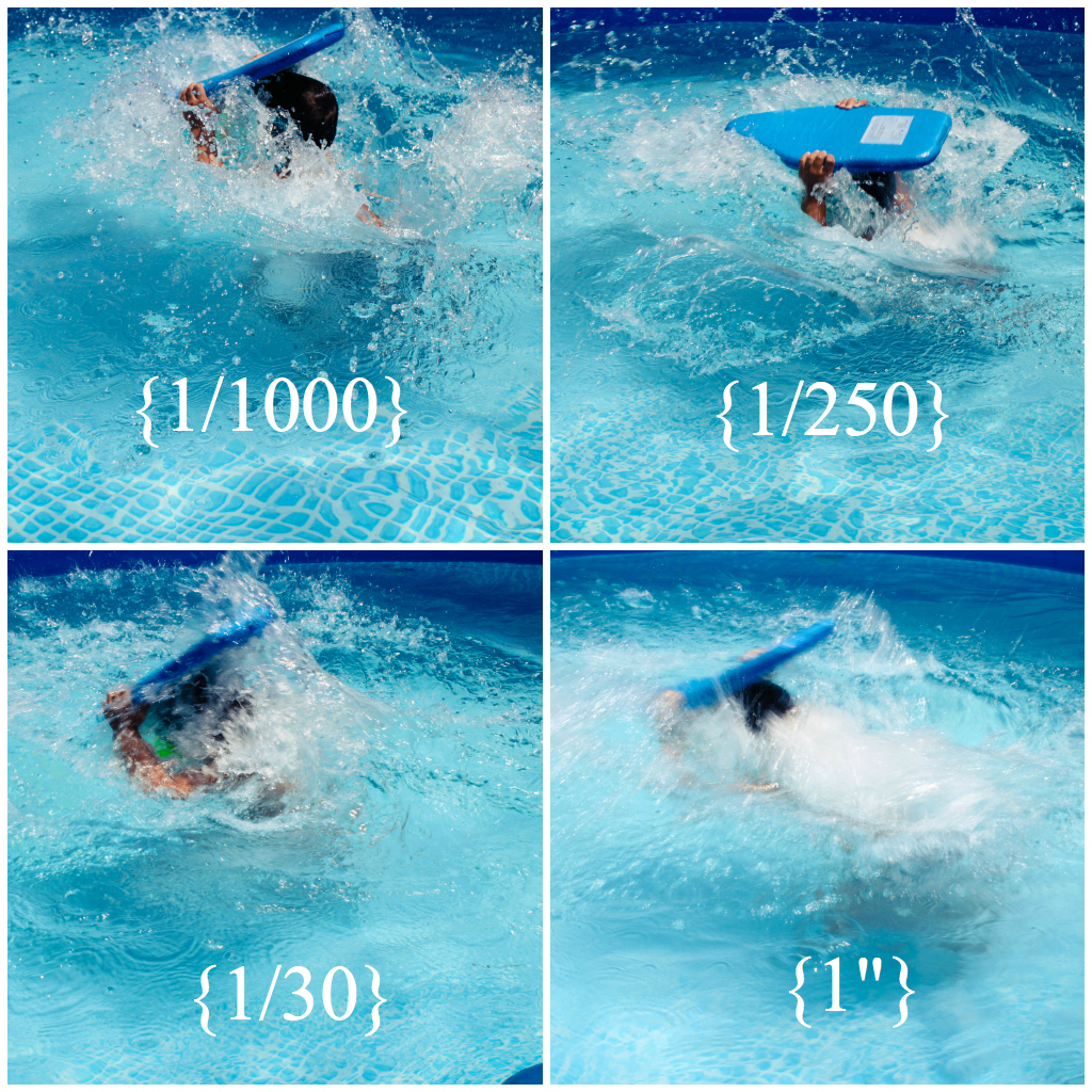 photography 101: shutter speed — Colors and Craft