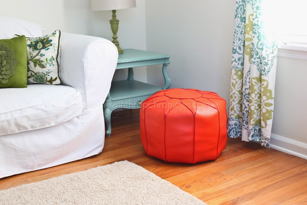 DIY MOROCCAN POUF Colors And Craft New How To Stuff A Moroccan Pouf