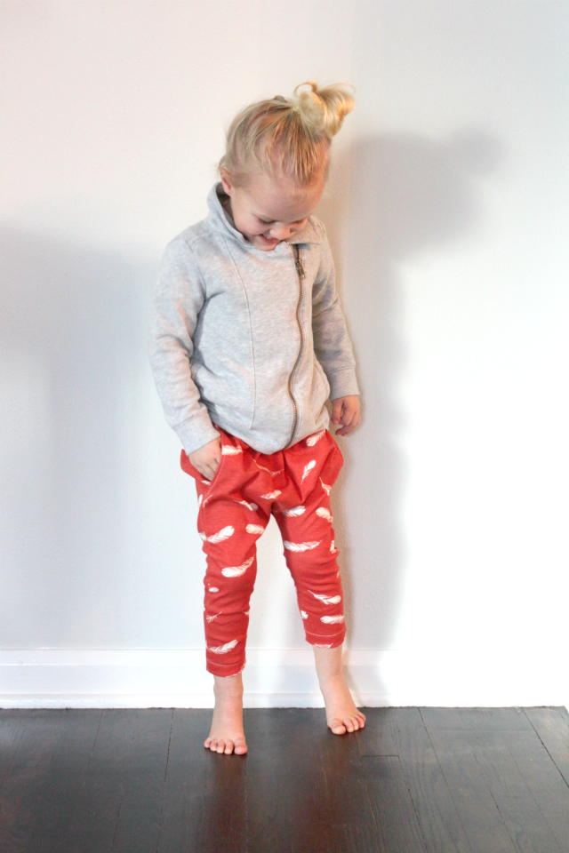 Toddler Harem Pants Colors And Craft