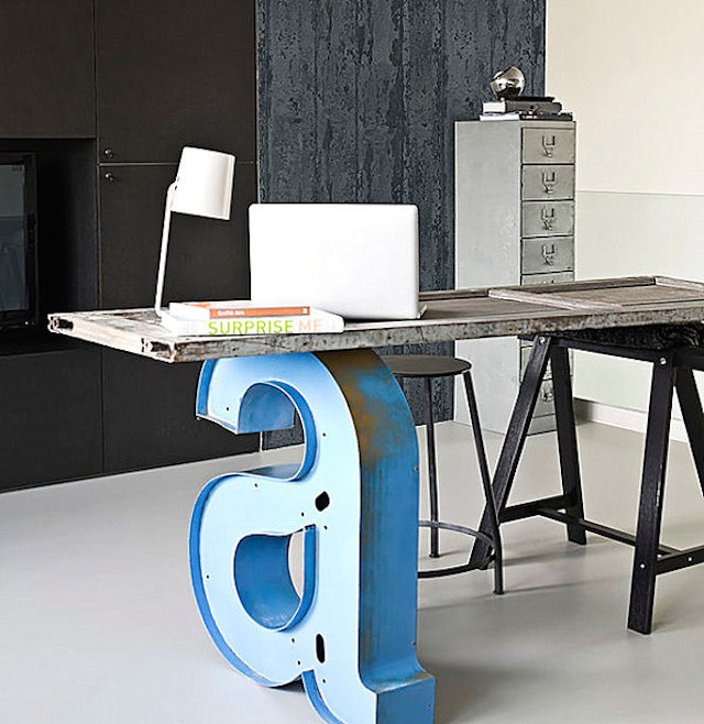 Industrial-desk-with-letter-leg