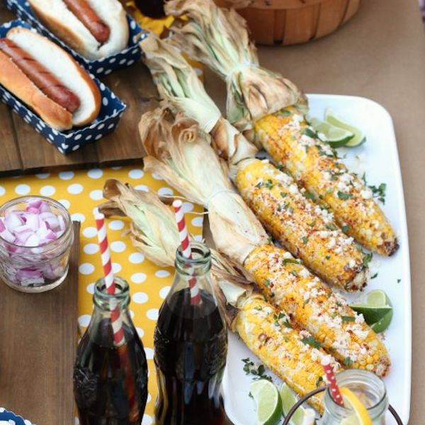Grilled-Mexican-Street-Corn-and-Hot-Dog-Bar